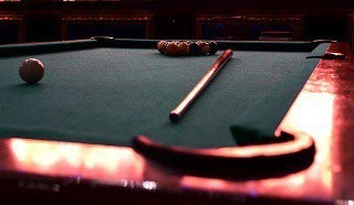 Asheville pool table recovering services backed by an exclusive guarantee from the ABIA