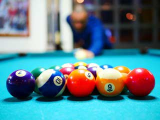 Pool table recovering experts in Asheville