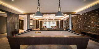 Trained pool table installers in Asheville backed by the ABIA