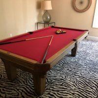 Olghausen Pool Table in Great Conditions