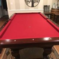 Kingdom Billiards Pool Table